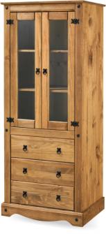 Ref. 208 – Estante 3 gavetas e 2 Portas