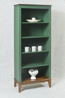 Ref. 4204VD – Estante 4 prateleiras – Verde